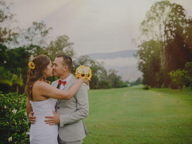 El matrimonio de Sebastian y Tatiana en Medellín, Antioquia 9