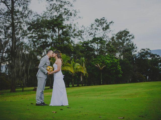 El matrimonio de Sebastian y Tatiana en Medellín, Antioquia 1