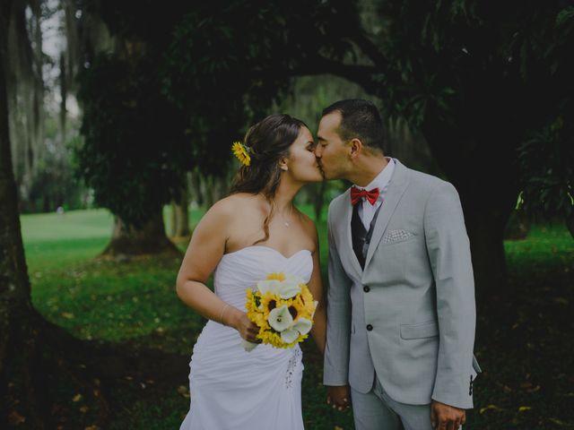 El matrimonio de Sebastian y Tatiana en Medellín, Antioquia 11