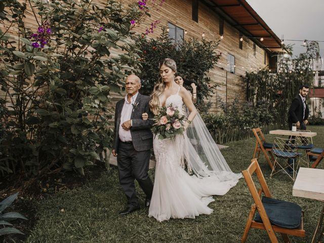 El matrimonio de Santiago y Mariana en Rionegro, Antioquia 1