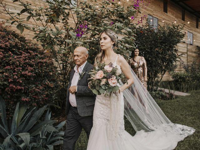 El matrimonio de Santiago y Mariana en Rionegro, Antioquia 16