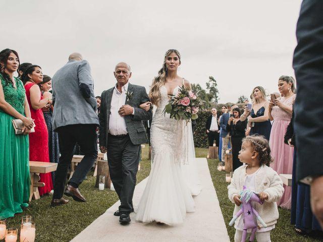 El matrimonio de Santiago y Mariana en Rionegro, Antioquia 18