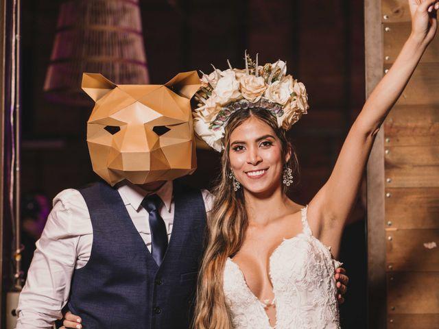 El matrimonio de Santiago y Mariana en Rionegro, Antioquia 32