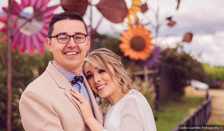 El matrimonio de John y Daniela en Tenjo, Cundinamarca