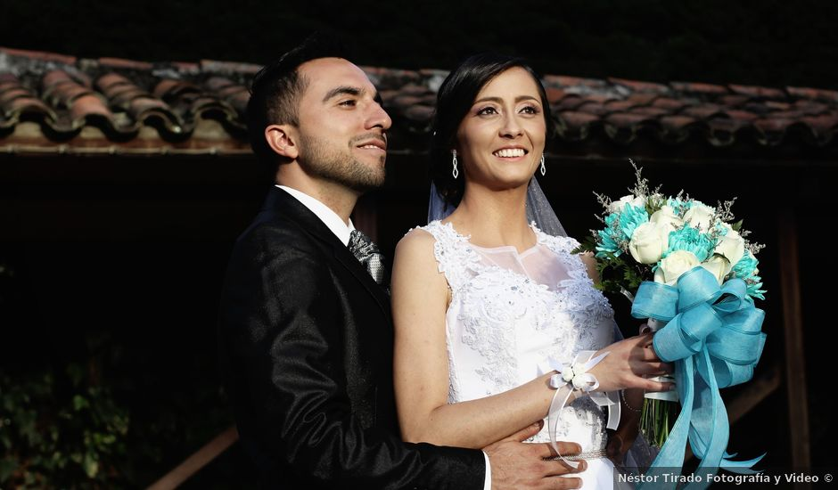 El matrimonio de Marcos y Johanna en Bogotá, Bogotá DC