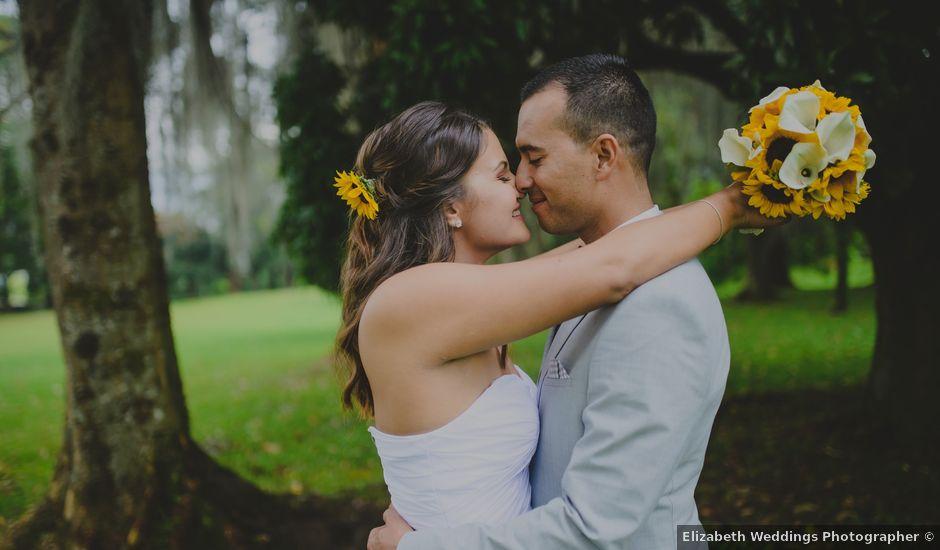 El matrimonio de Sebastian y Tatiana en Medellín, Antioquia
