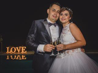 El matrimonio de Marisela y Victor