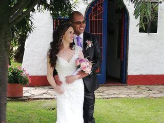 El matrimonio de Nataly  y Víctor  1