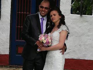 El matrimonio de Nataly  y Víctor  2