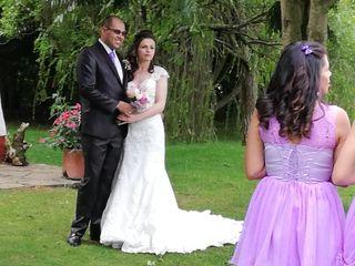 El matrimonio de Nataly  y Víctor  3