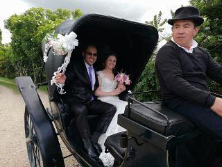 El matrimonio de Nataly  y Víctor