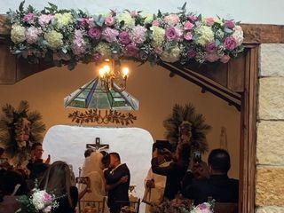 El matrimonio de Martha Isabel  y Fabian Rolando  2
