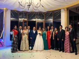 El matrimonio de Martha Isabel  y Fabian Rolando  3
