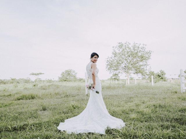 El matrimonio de Luis y Carolina en Planeta Rica, Córdoba 2