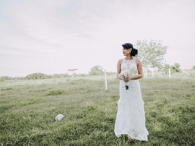 El matrimonio de Luis y Carolina en Planeta Rica, Córdoba 4