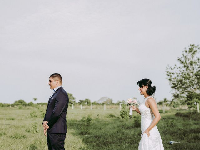 El matrimonio de Luis y Carolina en Planeta Rica, Córdoba 6