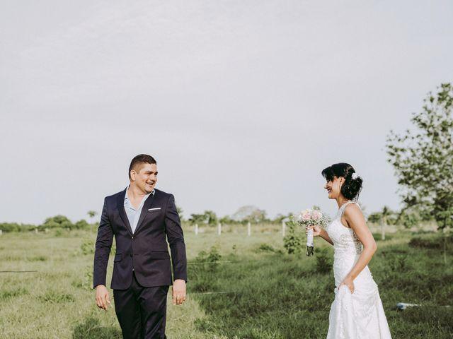 El matrimonio de Luis y Carolina en Planeta Rica, Córdoba 7