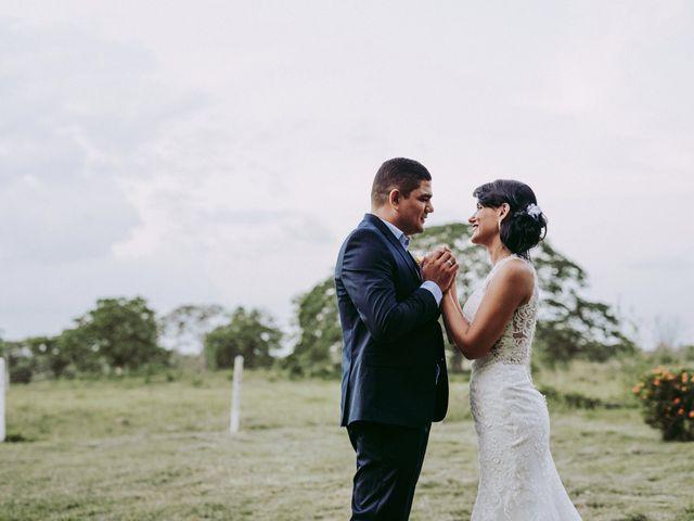 El matrimonio de Luis y Carolina en Planeta Rica, Córdoba 26