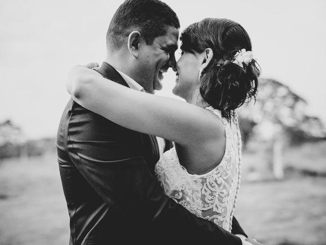 El matrimonio de Luis y Carolina en Planeta Rica, Córdoba 1