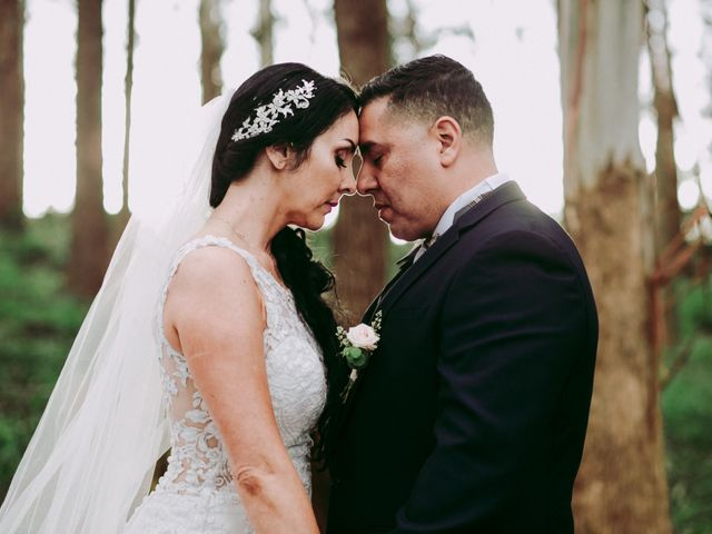El matrimonio de Natalia y Edwar