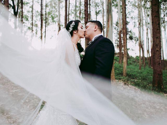 El matrimonio de Edwar y Natalia en Rionegro, Antioquia 1