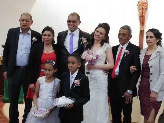 El matrimonio de Víctor  y Nataly  en El Rosal, Cundinamarca 5