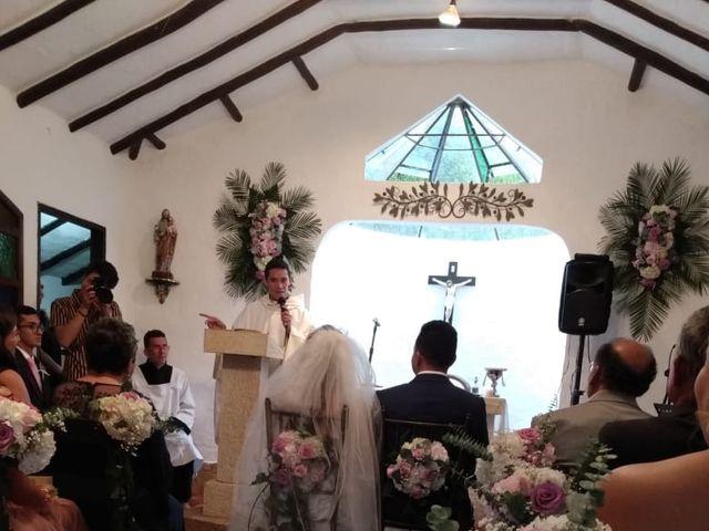 El matrimonio de Fabian Rolando  y Martha Isabel  en Subachoque, Cundinamarca 3