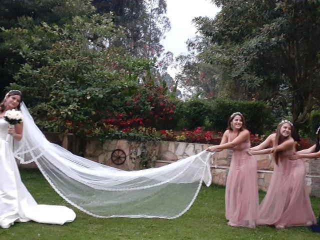 El matrimonio de Fabian Rolando  y Martha Isabel  en Subachoque, Cundinamarca 1