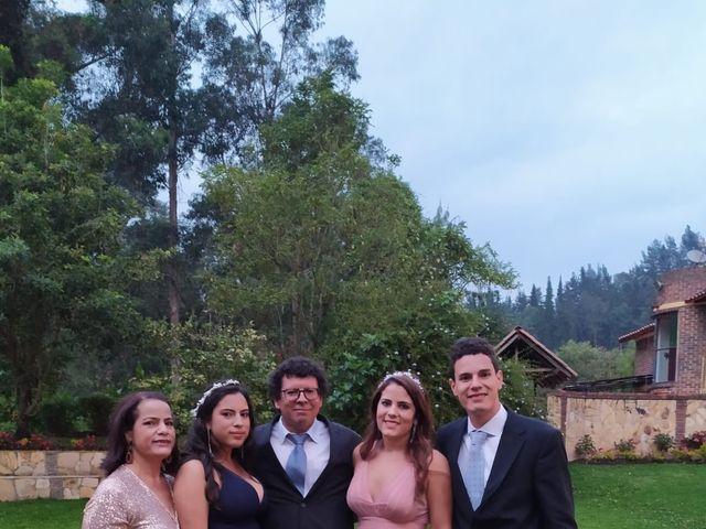 El matrimonio de Fabian Rolando  y Martha Isabel  en Subachoque, Cundinamarca 7