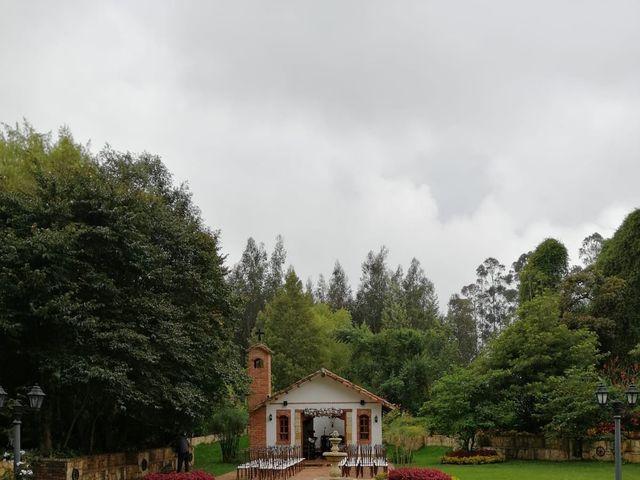 El matrimonio de Fabian Rolando  y Martha Isabel  en Subachoque, Cundinamarca 8