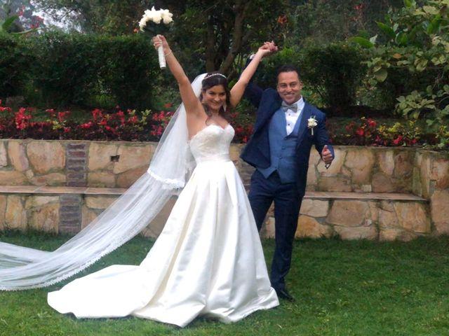 El matrimonio de Martha Isabel  y Fabian Rolando