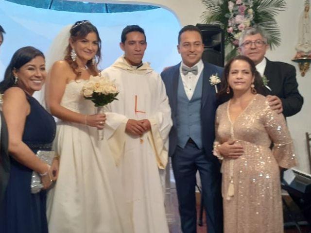 El matrimonio de Fabian Rolando  y Martha Isabel  en Subachoque, Cundinamarca 2