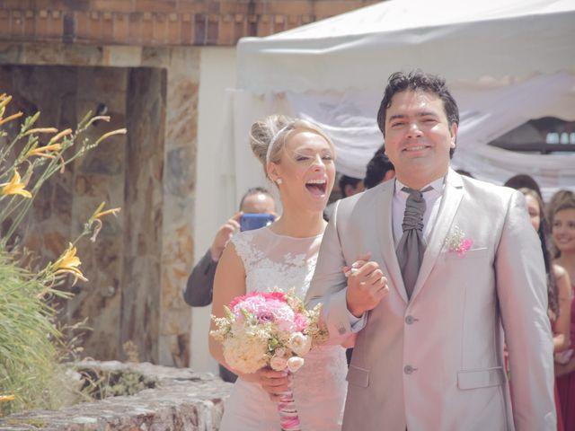 El matrimonio de Alejandra y Ruben