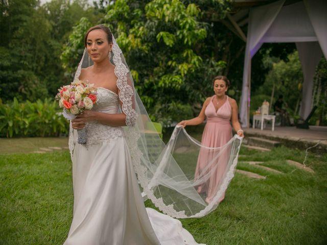 El matrimonio de Ismael  y Jenniffer en Pereira, Risaralda 11