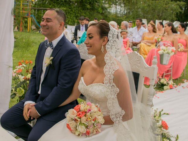 El matrimonio de Ismael  y Jenniffer en Pereira, Risaralda 1