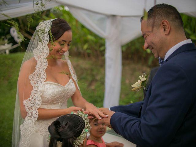El matrimonio de Ismael  y Jenniffer en Pereira, Risaralda 16