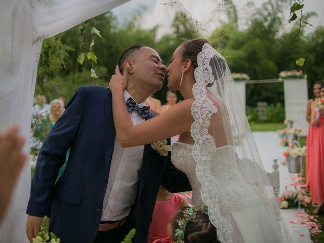 El matrimonio de Ismael  y Jenniffer en Pereira, Risaralda 18
