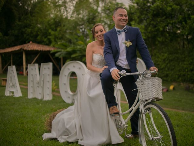 El matrimonio de Jenniffer y Ismael