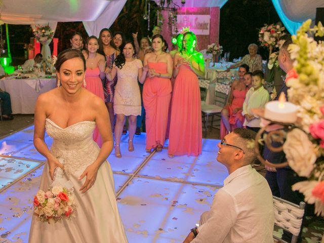 El matrimonio de Ismael  y Jenniffer en Pereira, Risaralda 43
