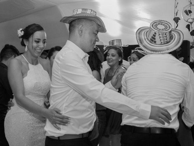 El matrimonio de Ismael  y Jenniffer en Pereira, Risaralda 59