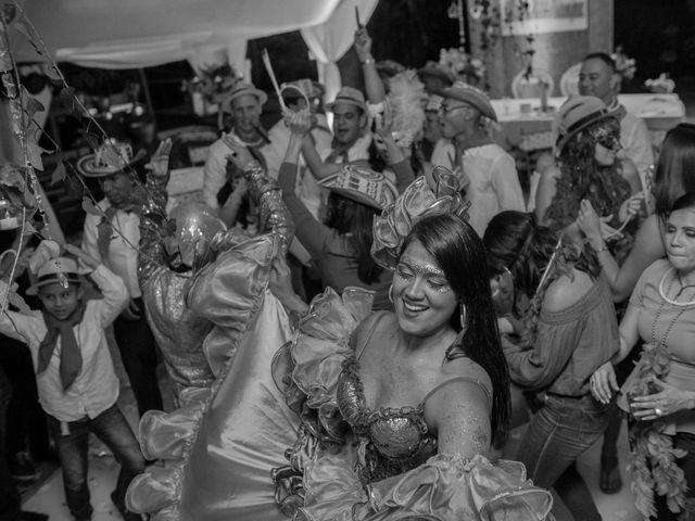 El matrimonio de Ismael  y Jenniffer en Pereira, Risaralda 63