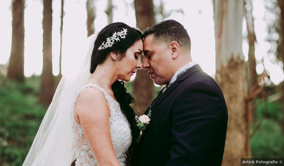 El matrimonio de Edwar y Natalia en Rionegro, Antioquia