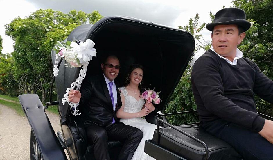 El matrimonio de Víctor  y Nataly  en El Rosal, Cundinamarca