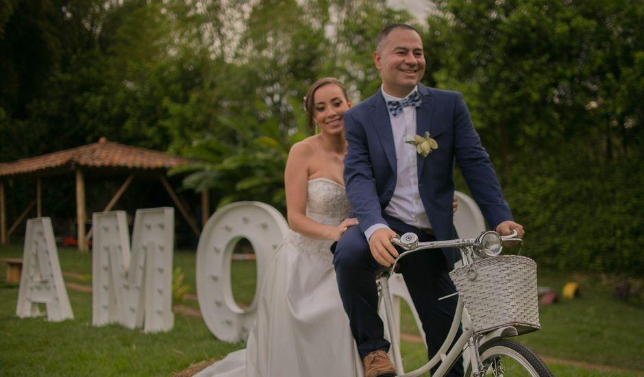 El matrimonio de Ismael  y Jenniffer en Pereira, Risaralda