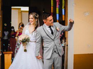 El matrimonio de Sorany y Daniel 2