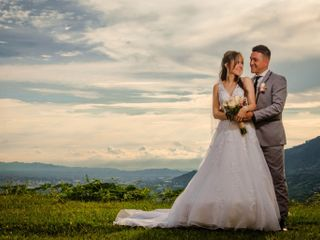 El matrimonio de Sorany y Daniel