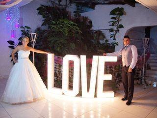 El matrimonio de Juliana y  Juan Pablo 1