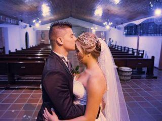 El matrimonio de Juliana y  Juan Pablo