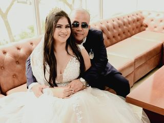 El matrimonio de Cindy y Roberto