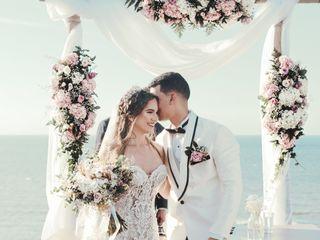 El matrimonio de José y Lina